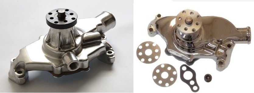 Best Water Pump for Chevy 350