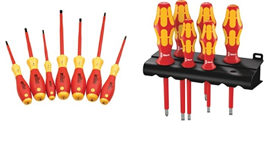 Wiha vs wera Tools-screwdriver set