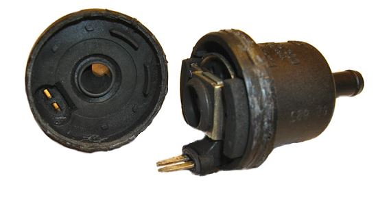 what are the symptoms of a bad purge valve?