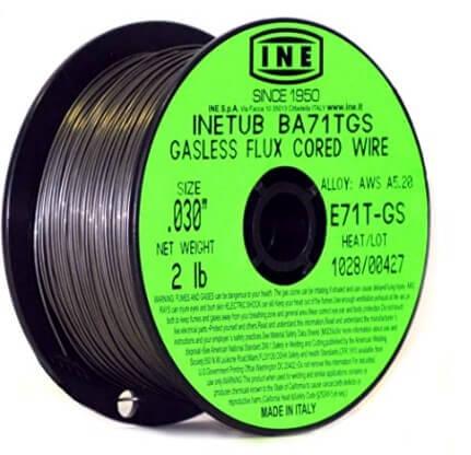 .030 vs .035 flux Core Wire