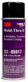 3M Weld-Thru Coating II, 05917, 12.75 oz Net Wt