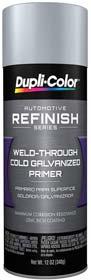 Dupli-Color EDPP108 Weld Thru Cold Galvanizd Primer, Packaging may vary