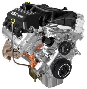 6.4 hemi crate engine