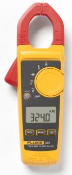Fluke 324 Clamp multiMeter-review