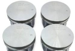 Pistons 6.0L Genuine GM Flat Top LS2 LQ9