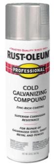 rust-oleum cold galvanizing compound review