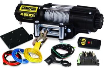 Champion Power Equipment14560 4500lb. ATV-UTV Wireless Winch Kit