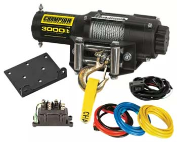 Champion Winch replacement parts