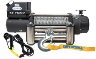 Superwinch 1511200 Tiger Shark 11.5, 12 VDC Winch