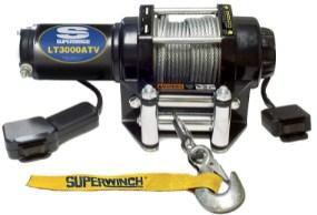 Superwinch LT3000 Winch