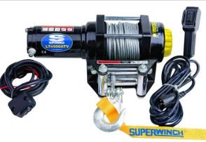 Superwinch LT4000 Winch