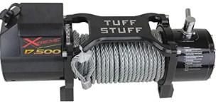 Tuff Stuff Xtreme Winch 17,500 Lbs