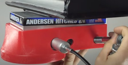 andersen weight distribution hitch problems