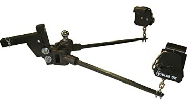 Blue Ox BXW1500 SWAYPRO Weight Distributing Hitch 1500lb