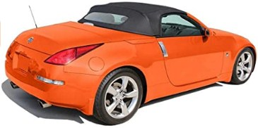 Is the 350Z a convertible