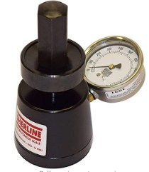 Sherline LM 1000lb - Trailer Tongue Weight Scale
